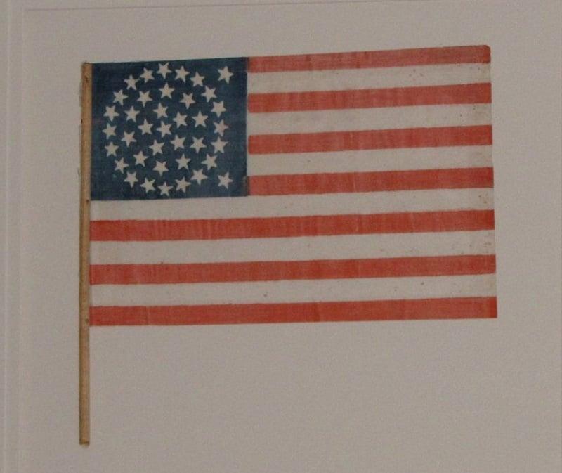 38-Star United States Flag