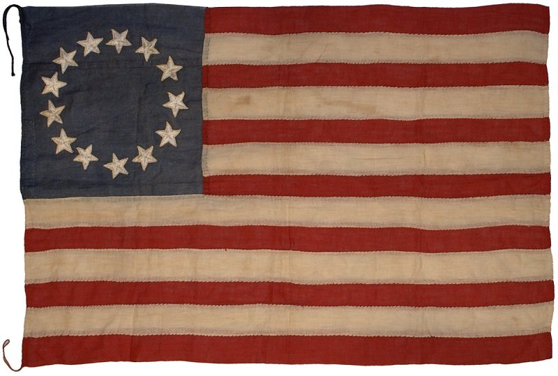 Was Betsy Ross American Flag In Rhode Island