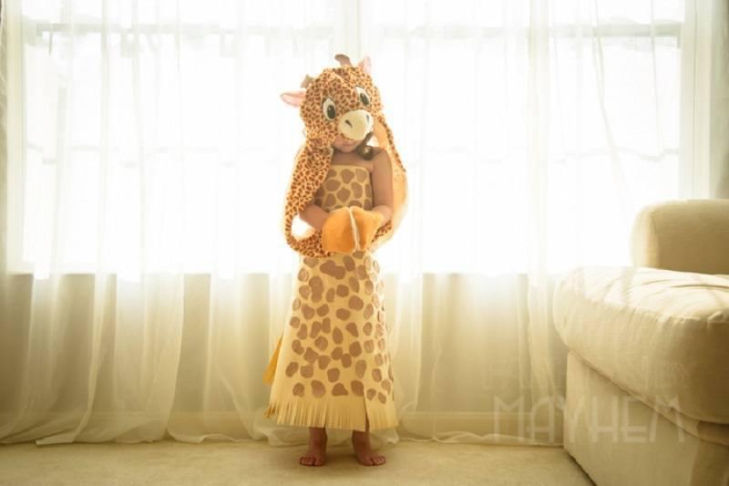 Mayhem Designs Giraffe Dress