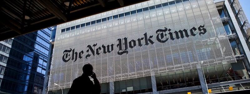 New York Times on Flipboard Magazines