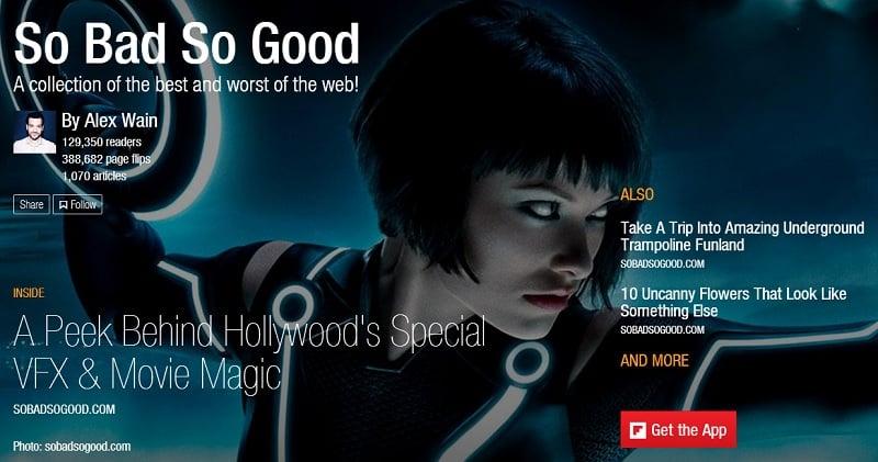 So Bad So Good Flipboard Magazines
