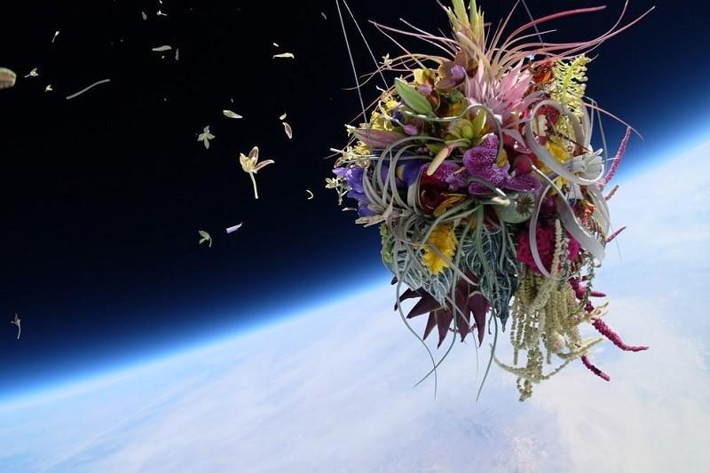 Flower Artist Makato Azuma