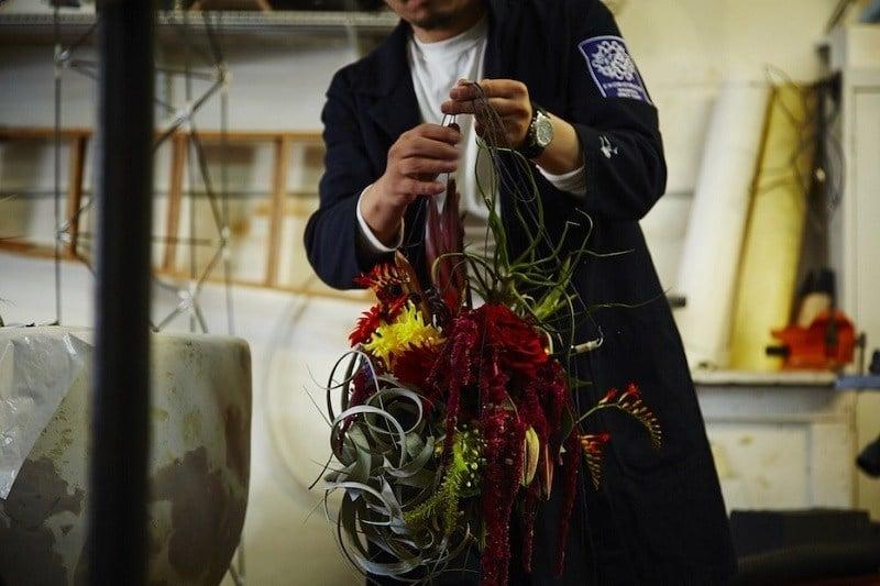 Makoto Azuma Builds Exbiotanica