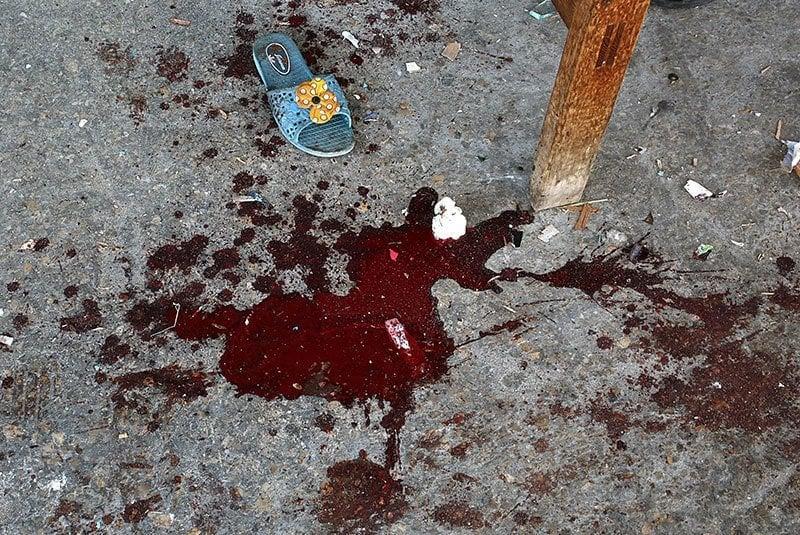 Blood Spilled in Israel-Gaza Conflict