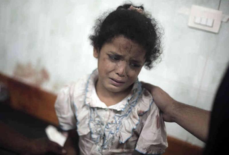 Israel-Gaza Conflict Strikes School