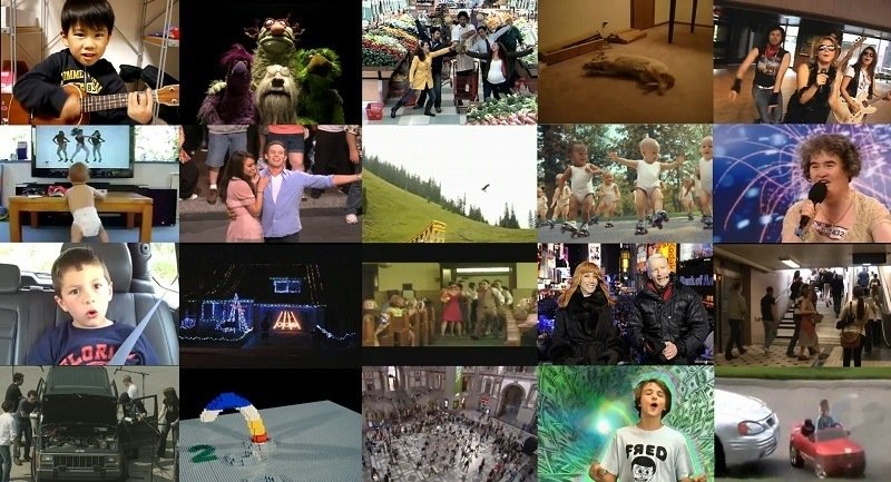 Viral Videos from July