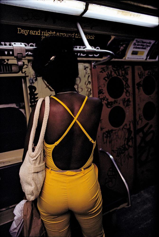 New York Subways In The 1980s