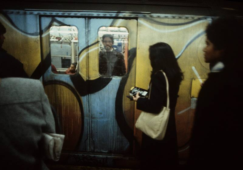 NYC Subway 1980s