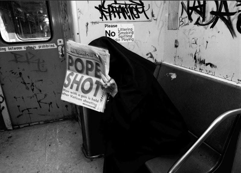 Pope Shot