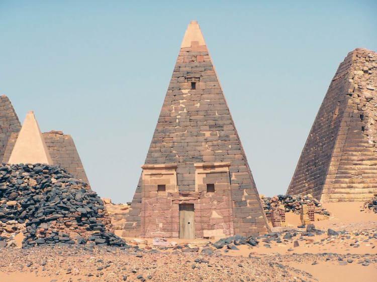 Amazing Pyramids Sudan Kurru