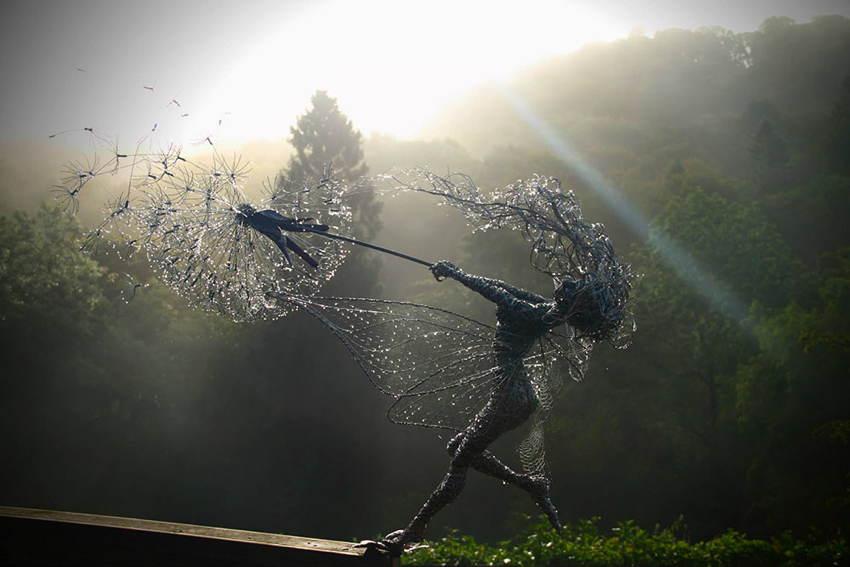 Steel Fairies Sunlight
