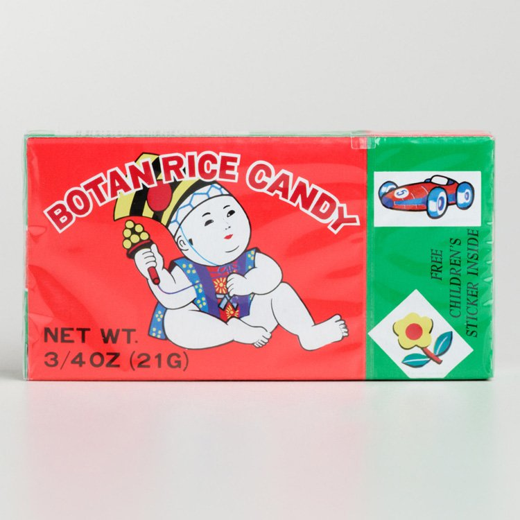 Strange Candies Rice Candy