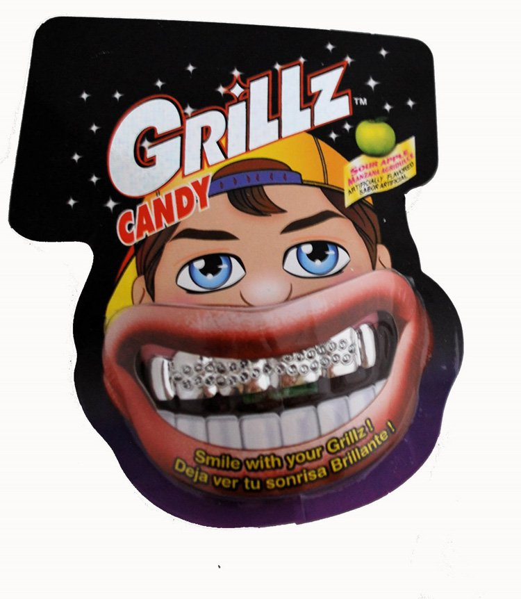 Strange Candies Grillz
