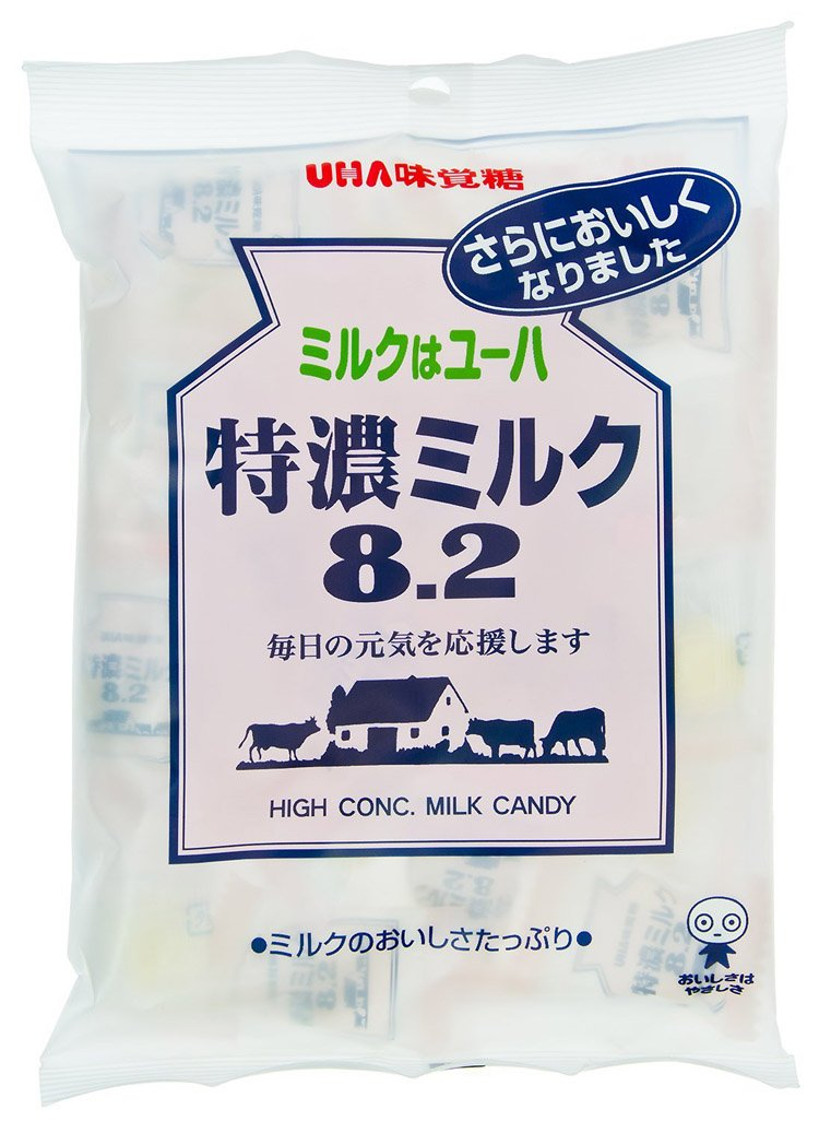 Strange Candies Milk