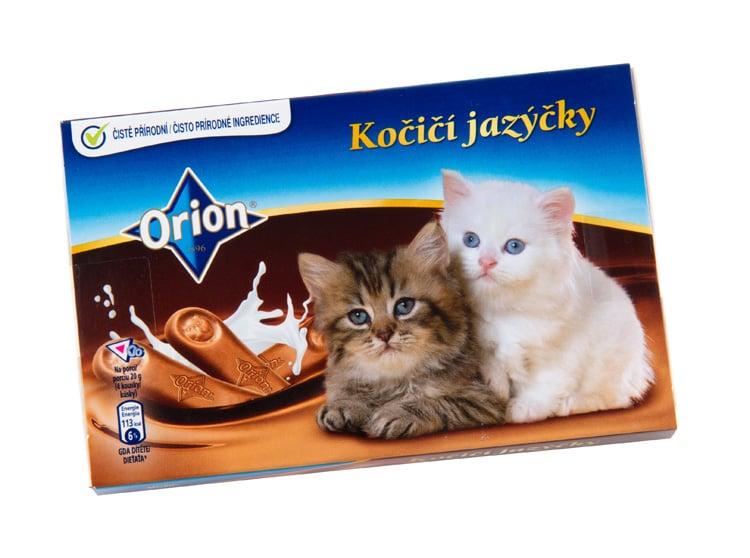 Strange Candies Kitten Tongues