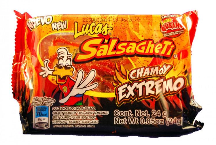 Strange Candies Salsagheti