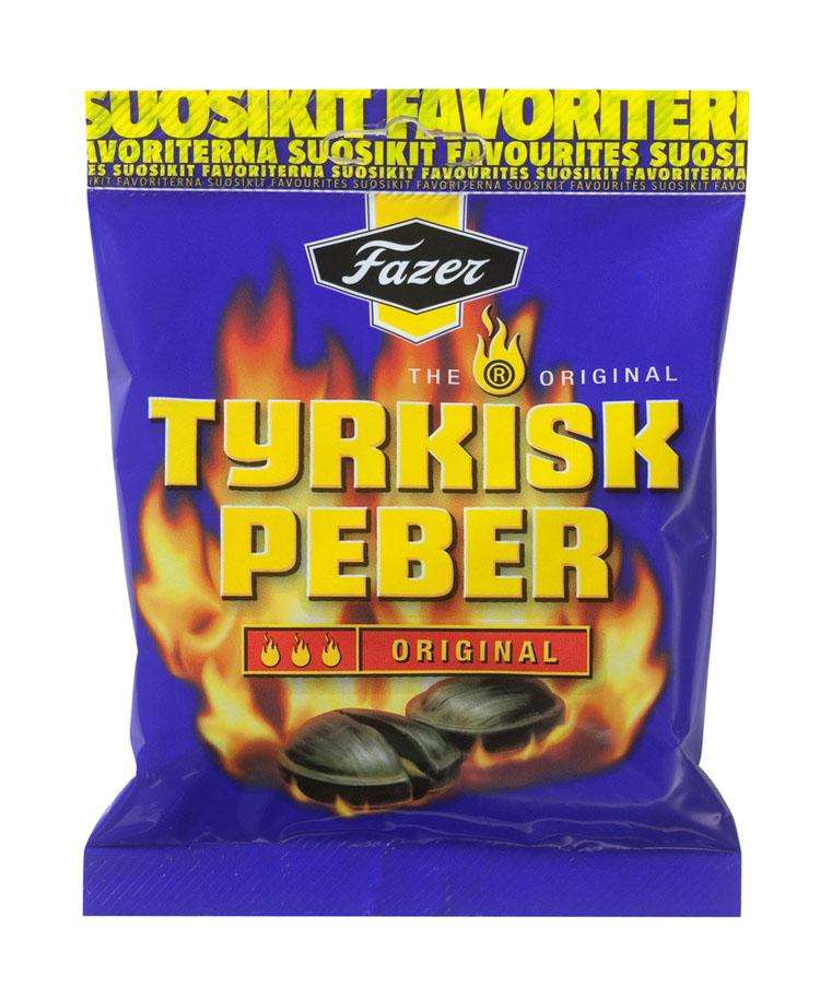 Strange Candies Turkish