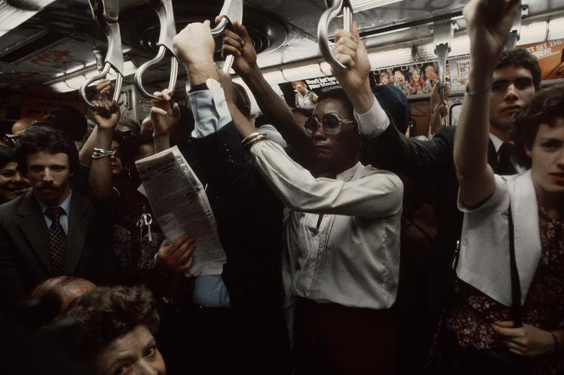Vintage New York Subway