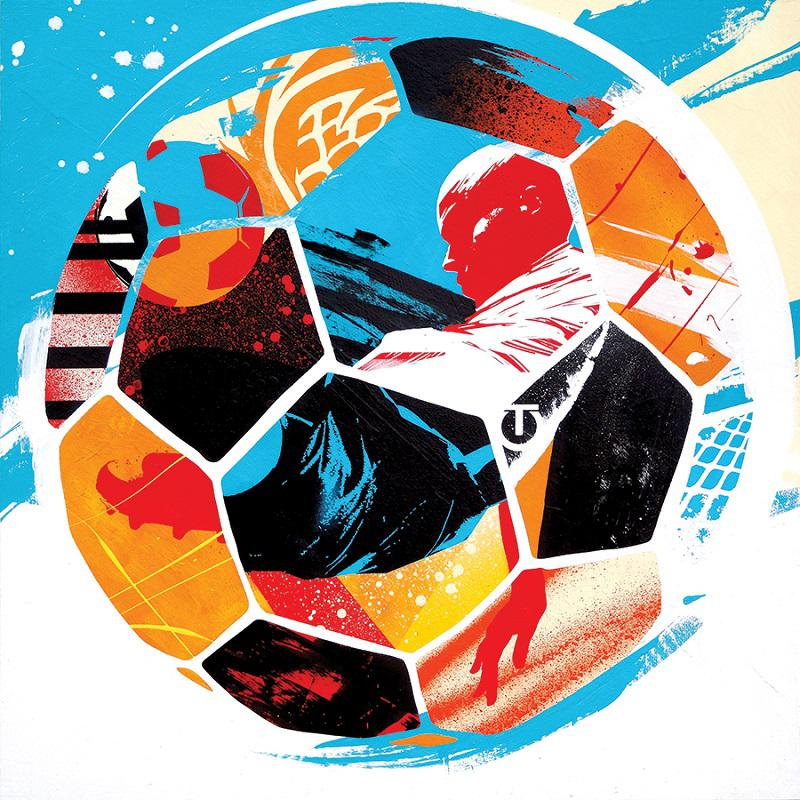 World Cup Art