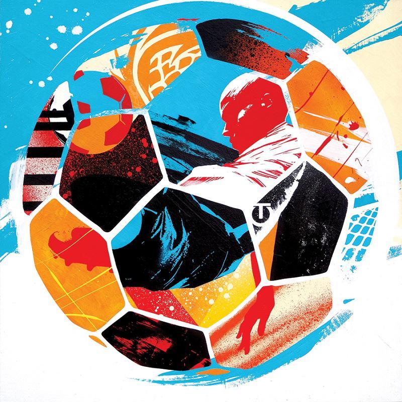 World Cup Art