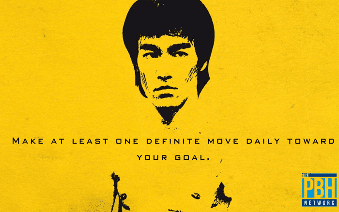 Inspiring Bruce Lee Quotes
