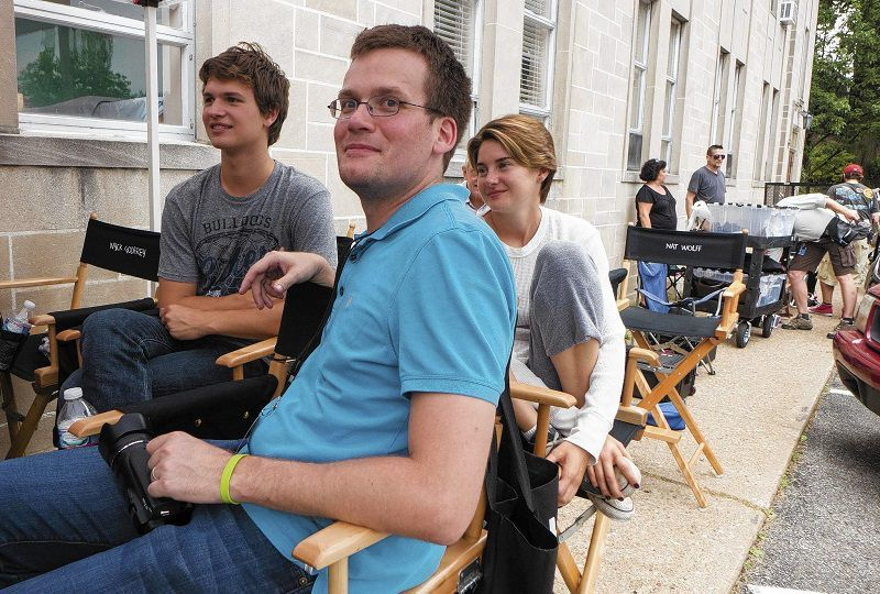 Behind the Scenes at The Fault in Our Stars