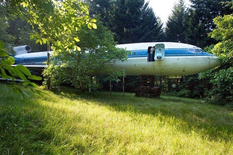 Boeing Home Forest Home