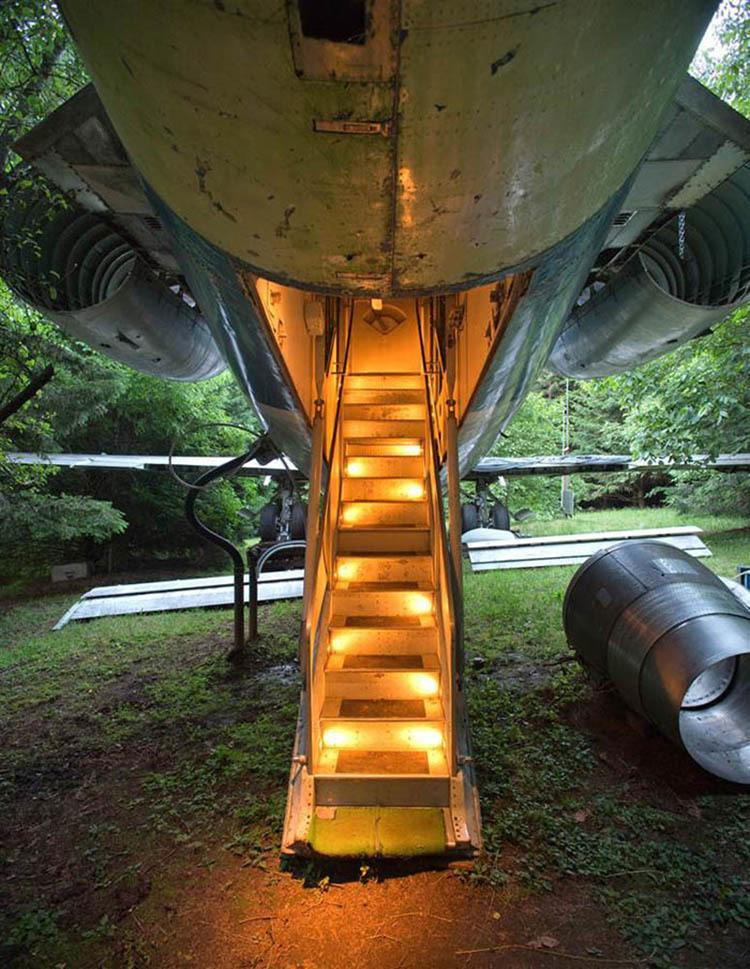 Boeing Home Stairs And Parts