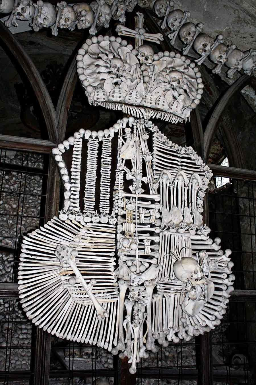 Bone Church Shield