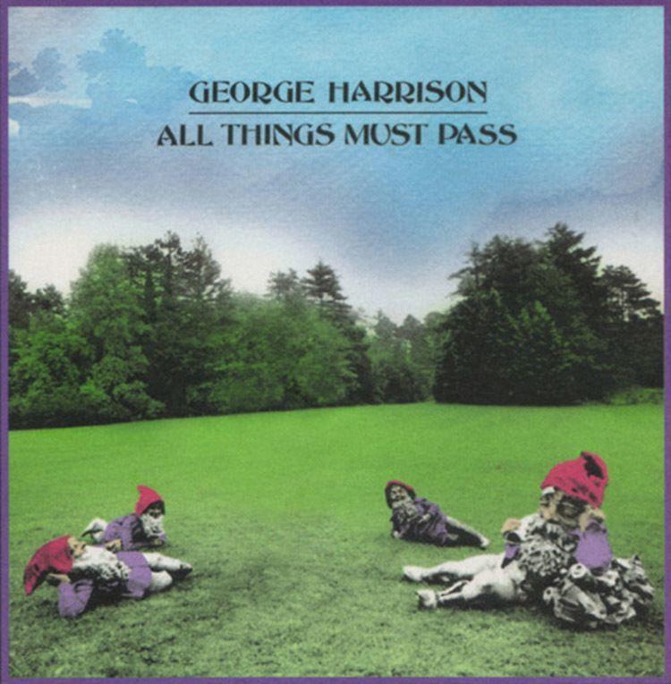 Edited Album Covers George Harrison