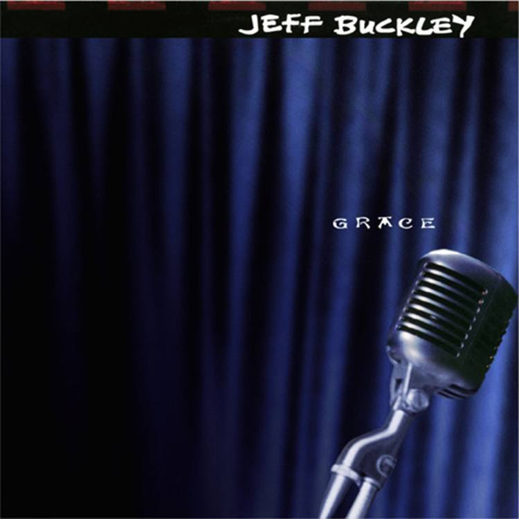 Edited Album Covers Jeff Buckley