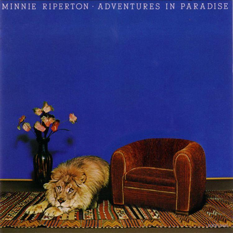 Edited Album Covers Minnie Riperton