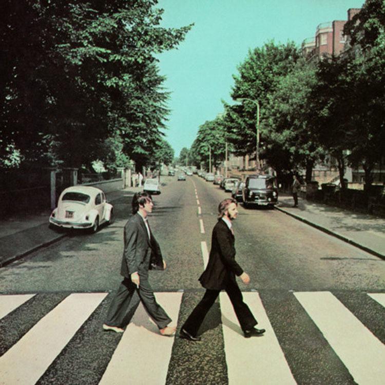 Edited Album Covers The Beatles