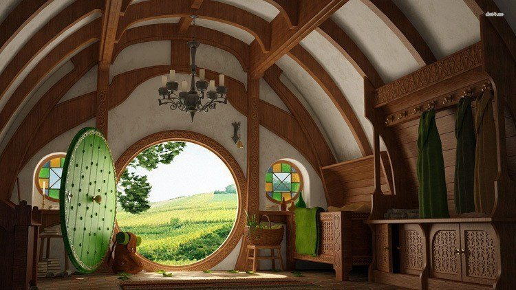 Hobbit Homes can i really live in a hobbit home? the advantages and