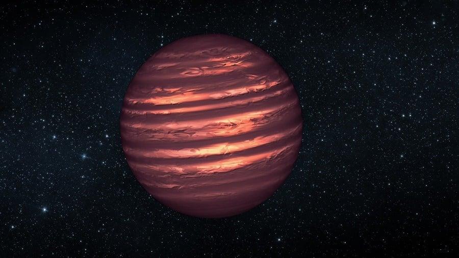 Hubble Flickr Brown Dwarf