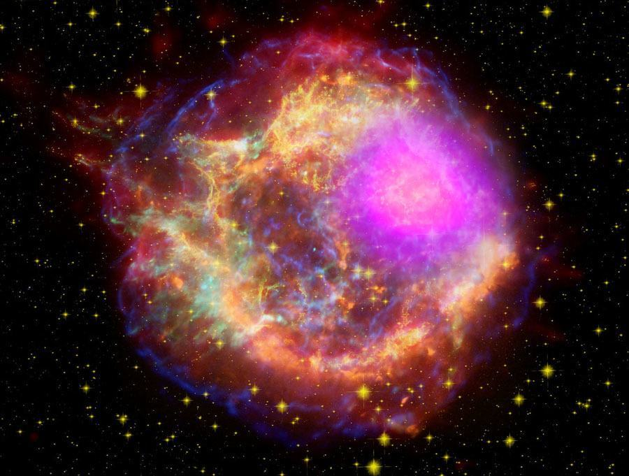 Cassiopeia Supernova