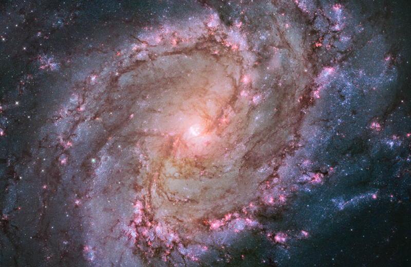 Hubble Pics m83