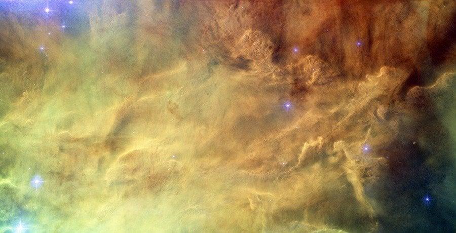 Hubble Flickr Lagoon Nebula