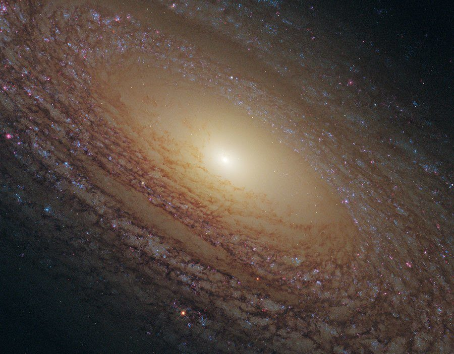 Hubble Flickr NGC 2841