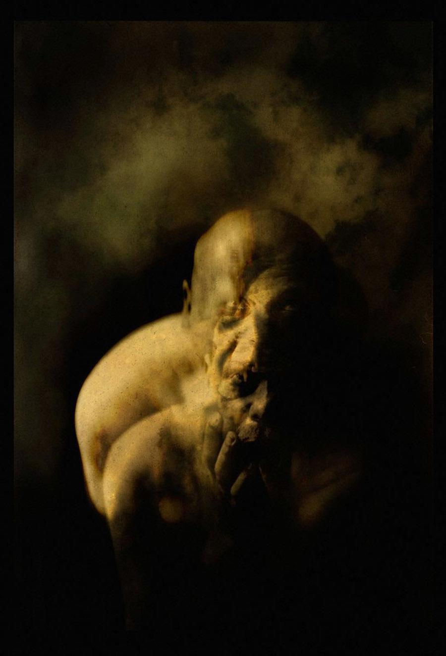 Lasse Hoile Figure In Dark