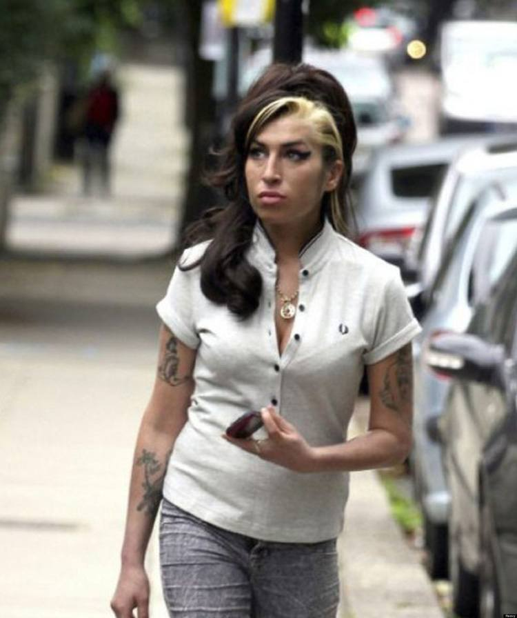 Last Known Photographs Amy Winehouse