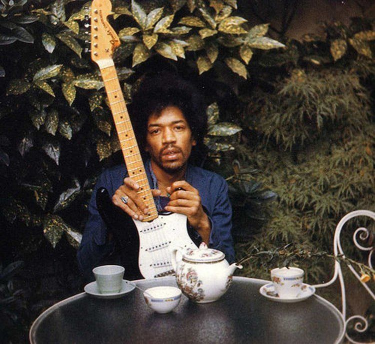 Last Known Photographs Hendrix