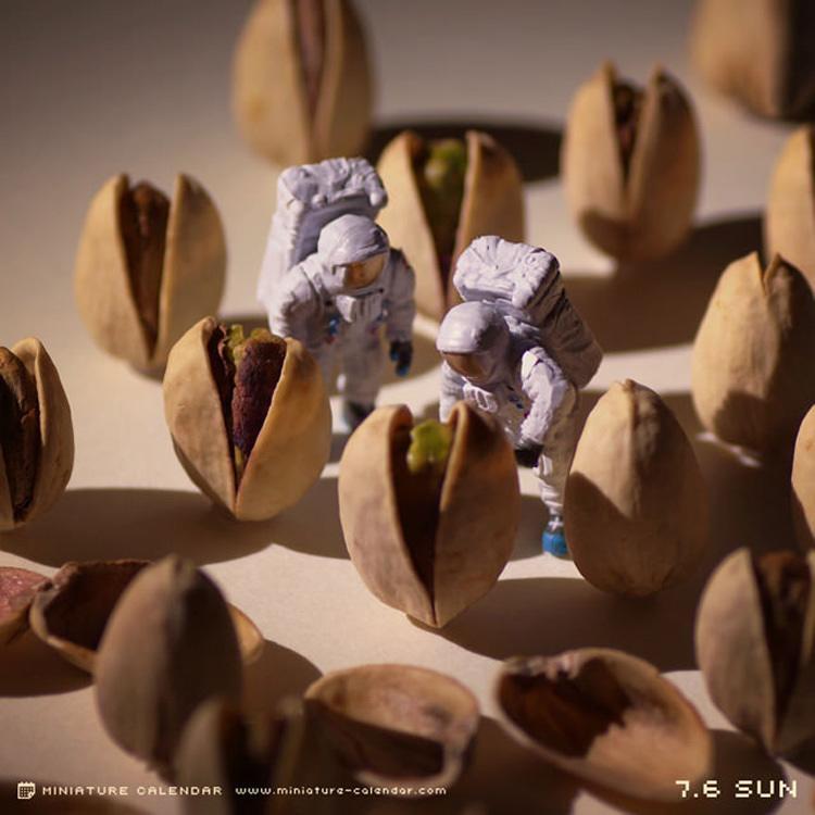 Pistachio Mini Scene