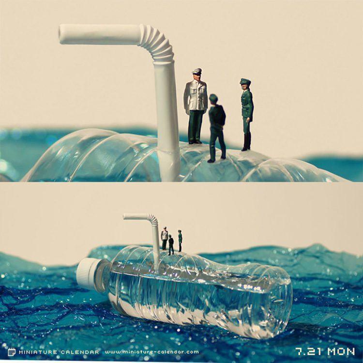 Tanaka Tatsuya Submarine