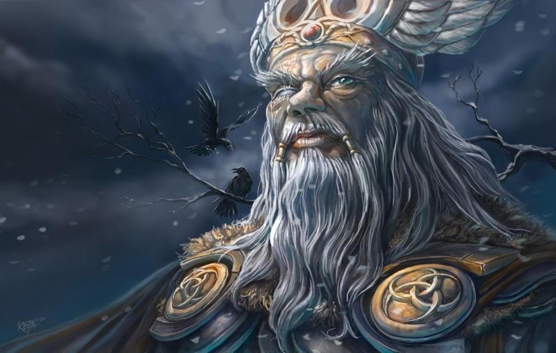 Origin Stories Odin