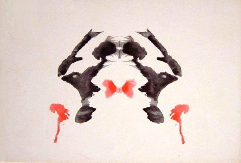 Rorschach Inkblots 03
