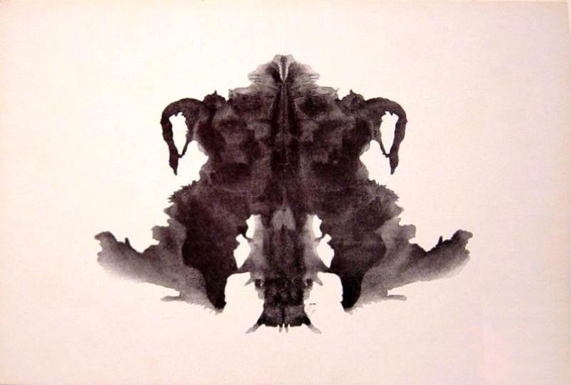 Rorschach Inkblots 04