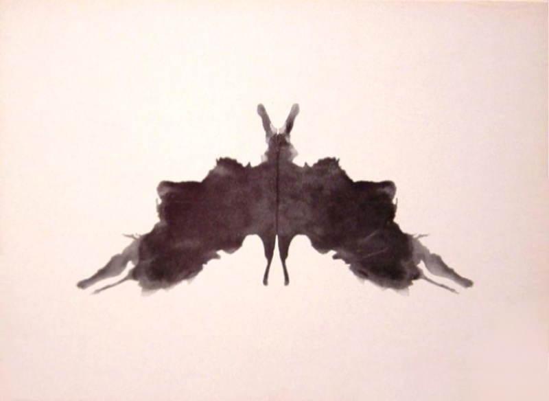 Rorschach Inkblots 05