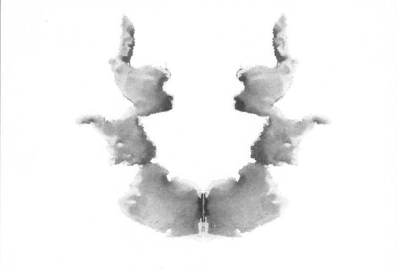 Rorschach Inkblots 07