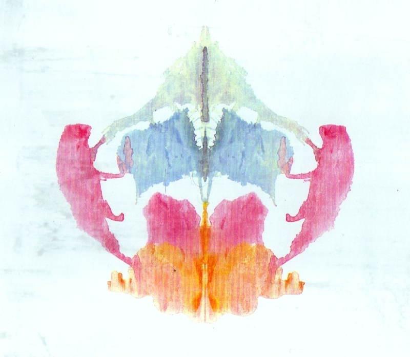 Rorschach Inkblots 08